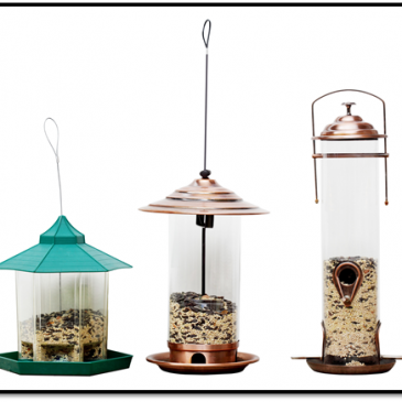 Fall is Clean Feeder Time