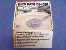 Bird Bath De-Icer 250 Watt