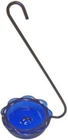 Hanging Class Cup Feeder - Blue